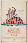 "Movie Posters:Drama, Hawaii & Other Lot (United Artists, 1966). Posters (2) (40"" X 60""). Drama.. ... (Total: 2 Items)"