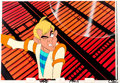 Animation Art:Production Cel, Space Ace Production Cel (Don Bluth, 1984).... (Total: 4Items)