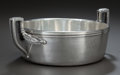 Silver & Vertu:Hollowware, A FRENCH SILVER TWO HANDLED BOWL WITH ASSOCIATED LINER, . Charles Marie Guidee, Paris, France, first half 19th century. Mark...