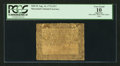 Colonial Notes:Maryland, Maryland August 14, 1776 $2/3 PCGS Apparent Very Good 10.. ...