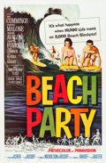 "Movie Posters:Comedy, Beach Party (American International, 1963). One Sheet (27"" X 41"")....."