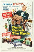 "Movie Posters:Rock and Roll, Don't Knock the Rock (Columbia, 1957). One Sheet (27"" X 41"").. ..."