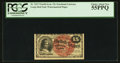 Fractional Currency:Fourth Issue, Fr. 1267 15¢ Fourth Issue PCGS Choice About New 55PPQ.. ...