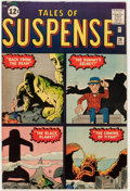 Silver Age (1956-1969):Science Fiction, Tales of Suspense #28 (Marvel, 1962) Condition: FN+....
