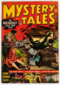 Golden Age (1938-1955):Horror, Mystery Tales #2 (Atlas, 1952) Condition: GD/VG....