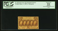 Fractional Currency:First Issue, Fr. 1281 25¢ First Issue PCGS Apparent About New 53.. ...