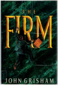 Books:Mystery & Detective Fiction, John Grisham. The Firm. Doubleday, [1991]. First edition.Publisher's binding and original dust jacket. Light sunnin...