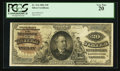 Large Size:Silver Certificates, Fr. 314 $20 1886 Silver Certificate PCGS Very Fine 20.. ...