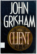Books:Mystery & Detective Fiction, John Grisham. The Client. Doubleday, [1993]. First edition.Publisher's binding and original dust jacket. Fine. Fr...