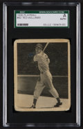 Baseball Cards:Singles (1930-1939), 1939 Play Ball Ted Williams #92 SGC Authentic. ...