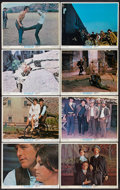 "Movie Posters:Western, Butch Cassidy and the Sundance Kid (20th Century Fox, 1969). LobbyCard Set (11"" X 14""). Fine. ..."