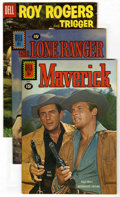 Silver Age (1956-1969):Western, Dell/Gold Key Silver Age Western File Copies Group (Dell/Gold Key,1956-63). This great set of Dell/Gold Western titles incl...(Total: 11 Comic Books)