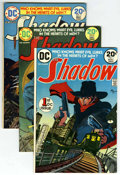 Bronze Age (1970-1979):Miscellaneous, The Shadow #1, 2, and 4 Group (DC, 1973-74) Condition: AverageVF/NM. A very handsome group from the Bronze Age which includ...(Total: 3 Comic Books)