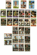 Baseball Cards:Lots, 1964-65 Topps Baseball Group Lot of 543. Well over 500 cards areoffered here, all coming from the 1964-65 Topps baseball i...