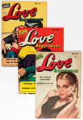Golden Age (1938-1955):Romance, Love Experiences Group (Ace, 1951-56) Condition: Average FN....(Total: 16 Comic Books)