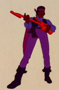 Animation Art:Production Cel, American Pop Jimi Hendrix Ralph Bakshi Production Cel (RalphBakshi, 1981)....