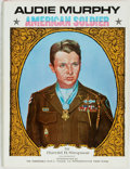 Books:Biography & Memoir, Colonel Harold B. Simpson. SIGNED/LIMITED. Audie Murphy. American Soldier. Hillsboro: Hill Jr. College Press, 1975. ...