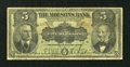 Canadian Currency: , Montreal, CE- Molsons Bank $5 Jan. 2, 1908 . ...