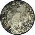 1652 SHILNG Oak Tree Shilling VG10 PCGS. Noe-8, Crosby 5-A, High R.6. 67.4 grains. The wide O in DOM identifies this rar...
