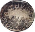 1652 SHILNG Oak Tree Shilling--Damaged--NCS. Fine Details. Noe-5, Crosby 2-D, R.2. 67.6 grains. This wavy example featur...