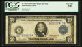 Fr. 991a* $20 1914 Federal Reserve Note PCGS Very Fine 20