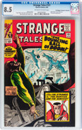 Silver Age (1956-1969):Superhero, Strange Tales #131 Don/Maggie Thompson Collection pedigree (Marvel, 1965) CGC VF+ 8.5 Off-white to white pages....