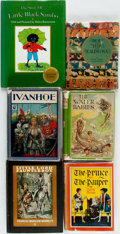 Books:Children's Books, [Children's Books]. Group of Six Children's Books. Variouspublishers and dates. Original bindings, four in dust jackets.Ve... (Total: 6 Items)