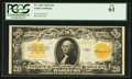 Large Size:Gold Certificates, Fr. 1187 $20 1922 Gold Certificate PCGS New 61.. ...