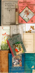 Books:Children's Books, [Children's Books]. Group of Eleven Small Children's Books. Variouspublishers and dates. Most twelvemos or smaller. Origina... (Total:11 Items)