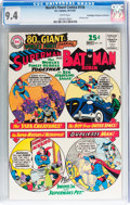 Silver Age (1956-1969):Superhero, World's Finest Comics #170 Don/Maggie Thompson Collection pedigree (DC, 1967) CGC NM 9.4 White pages....
