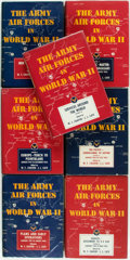 Books:World History, [World War II]. Wesley Frank Craven and James Lea Cate, editors.The Army Air Forces in World War II. University of ...(Total: 7 Items)