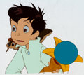 Animation Art:Production Cel, Little Nemo: Adventures in Slumberland Production Cels withAnimation Drawings (Shinsha Films, 1989).... (Total: 8 Items)