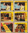 """Movie Posters:Western, Cast a Long Shadow & Others Lot (United Artists, 1959). Title Lobby Card & Lobby Cards (10) (11"""" X 14""""). Western.. ... (Total: 11 Items)"""