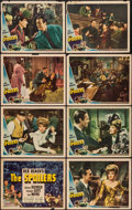"""Movie Posters:Western, The Spoilers (Universal, 1942). Lobby Card Set of 8 (11"""" X 14""""). Western.. ... (Total: 8 Items)"""