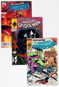 Modern Age (1980-Present):Superhero, The Amazing Spider-Man #290-441 Near-Complete Run Box Lot (Marvel,1987-98) Condition: Average NM....