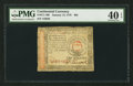 Colonial Notes:Continental Congress Issues, Continental Currency January 14, 1779 $65 PMG Extremely Fine 40 EPQ.. ...