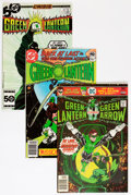 Modern Age (1980-Present):Superhero, Green Lantern Box Lot (DC, 1976-94) Condition: Average NM....