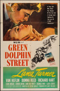 """Movie Posters:Adventure, Green Dolphin Street (MGM, 1947). One Sheet (27"""" X 41"""").Adventure.. ..."""
