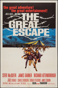 "Movie Posters:War, The Great Escape (United Artists, 1963). One Sheet (27"" X 41""). War.. ..."