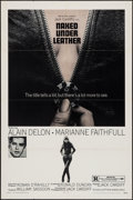 """Movie Posters:Exploitation, The Girl on a Motorcycle (Warner Brothers, 1968). One Sheet (27"""" X41"""") Alternate Title: Naked Under Leather. Exploitati..."""