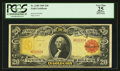 Large Size:Gold Certificates, Fr. 1180 $20 1905 Gold Certificate PCGS Apparent Very Fine 25.. ...