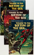 Silver Age (1956-1969):Science Fiction, Voyage to the Bottom of the Sea Group - Savannah pedigree (GoldKey, 1964-70) Condition: Average VF/NM.... (Total: 10 Comic Books)