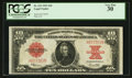 Large Size:Legal Tender Notes, Fr. 123 $10 1923 Legal Tender PCGS Very Fine 30.. ...