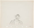 Animation Art:Production Drawing, Autograph Hound Clark Gable And Greta Garbo ProductionDrawing Animation Art Group (Walt Disney, 1939).... (Total: 2Original Art)