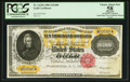 Large Size:Gold Certificates, Fr. 1225h $10,000 1900 Gold Certificate PCGS Apparent Choice About New 58.. ...