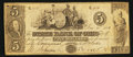 Obsoletes By State:Ohio, Toledo, OH- State Bank of Ohio-Commercial Branch Counterfeit $5Nov. 10, 1849 C1466 Wolka 2574-14. ...