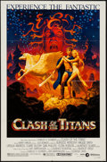 "Movie Posters:Fantasy, Clash of the Titans & Other Lot (MGM, 1981). One Sheets (2)(27"" X 41""). Fantasy.. ... (Total: 2 Items)"