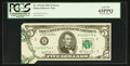 Error Notes:Foldovers, Fr. 1976-B $5 1981 Federal Reserve Note. PCGS Gem New 65PPQ.. ...