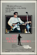 "Movie Posters:Rock and Roll, The Buddy Holly Story (Columbia, 1978). One Sheet (27"" X 41"") StyleA. Rock and Roll.. ..."