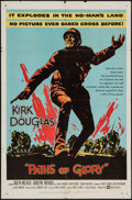 "Movie Posters:War, Paths of Glory (United Artists, 1958). One Sheet (27"" X 41""). War....."